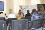5 апреля 2016 года в Малом бизнесе Москвы Центрального округа Алексей Фатеев провел семинар для предпринимателей